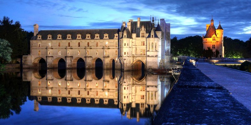 Clos Luce, Chenonceau y Chambord